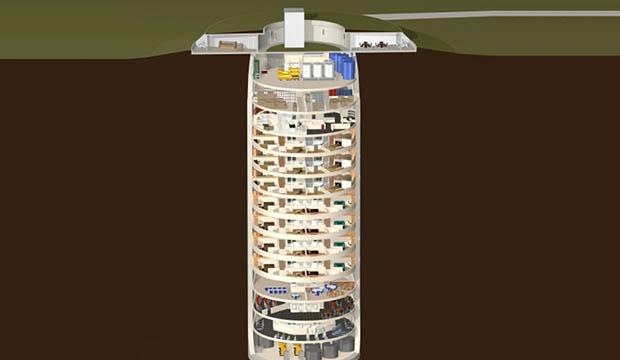 Você já pode comprar um apartamento resistente a ataques nucleares - 3