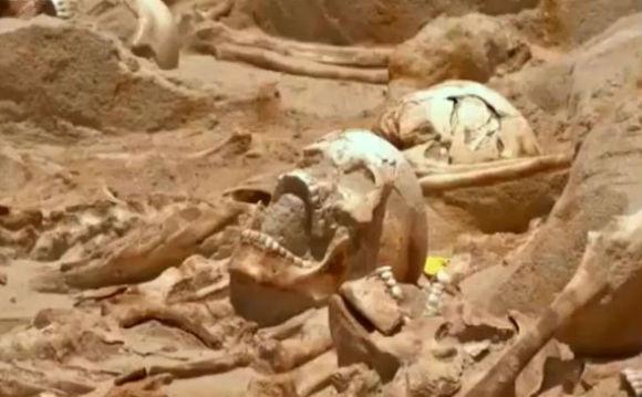 Encontrados esqueletos de vítimas de massacre na Grécia antiga  - 2