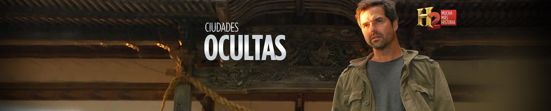 CIUDADES OCULTAS