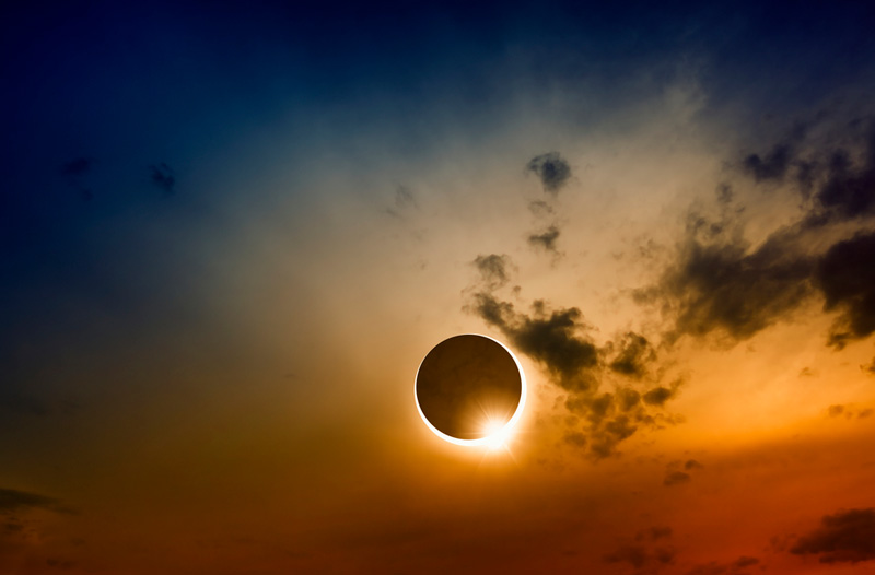Resultado de imagen de Ya pasó el eclipse