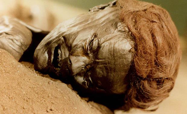 Mumia do pantano