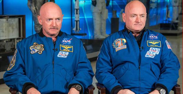 Astronauta apresenta mutação genética misteriosa depois de passar um ano no espaço - 1