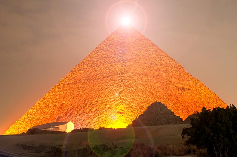 La relación entre la Gran Pirámide y la velocidad de la luz