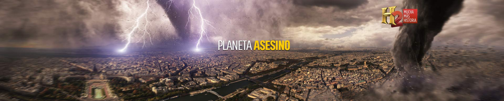 PLANETA ASESINO