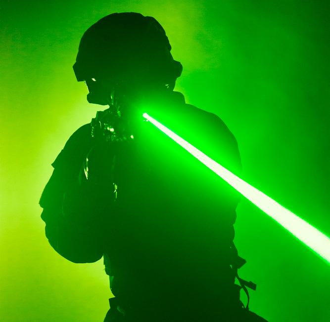 No es ficción: Rusia ya dispone de armas láser!