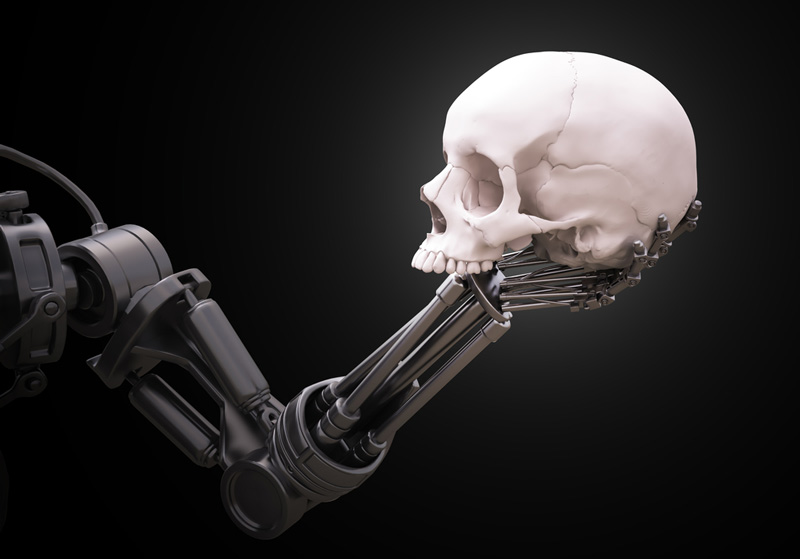 Singularidad tecnológica, ¿el fin de la humanidad?