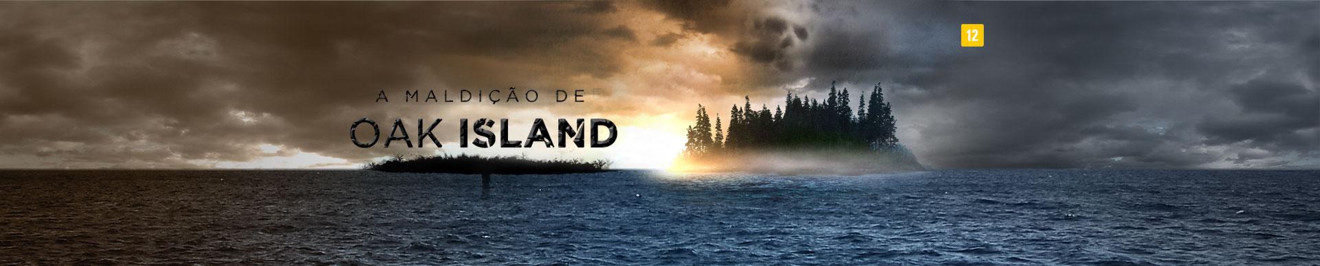 A MALDIÇÃO DE OAK ISLAND