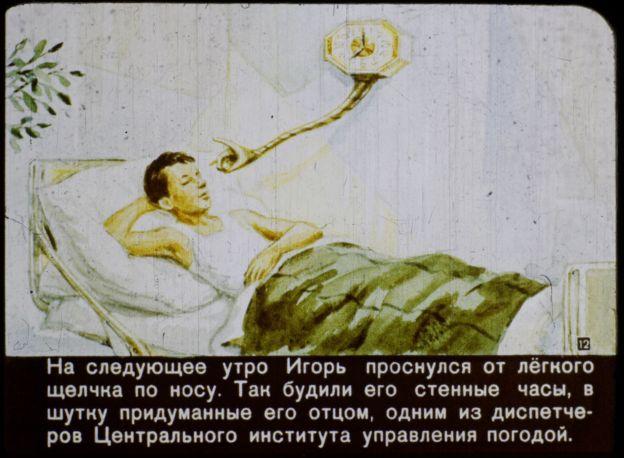 Como os soviéticos  do século passado imaginavam o centenário da Revolução Russa - 3