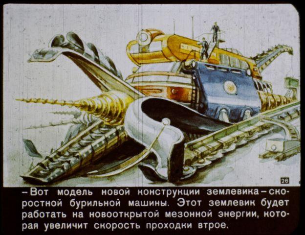 Como os soviéticos  do século passado imaginavam o centenário da Revolução Russa - 6
