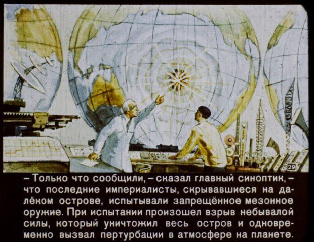 Como os soviéticos  do século passado imaginavam o centenário da Revolução Russa - 7