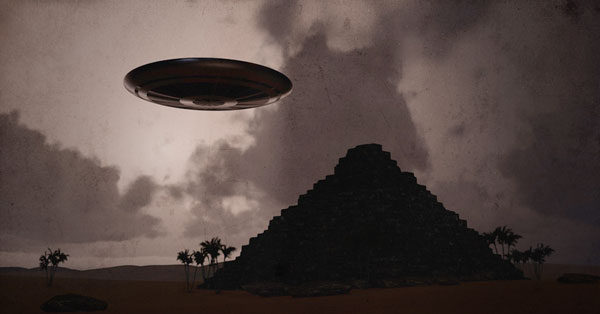 Risultati immagini per ancient aliens pyramid