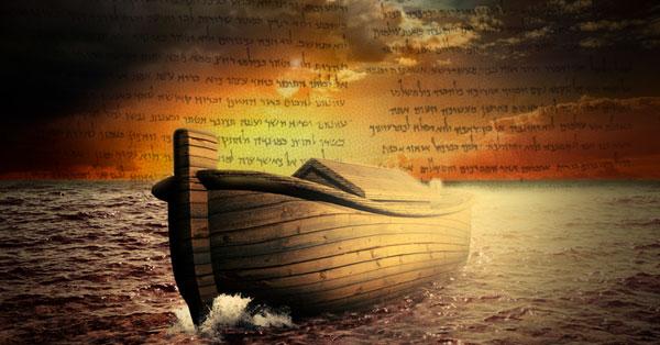 Misterioso manuscrito revela datos sobre Noé y el gran