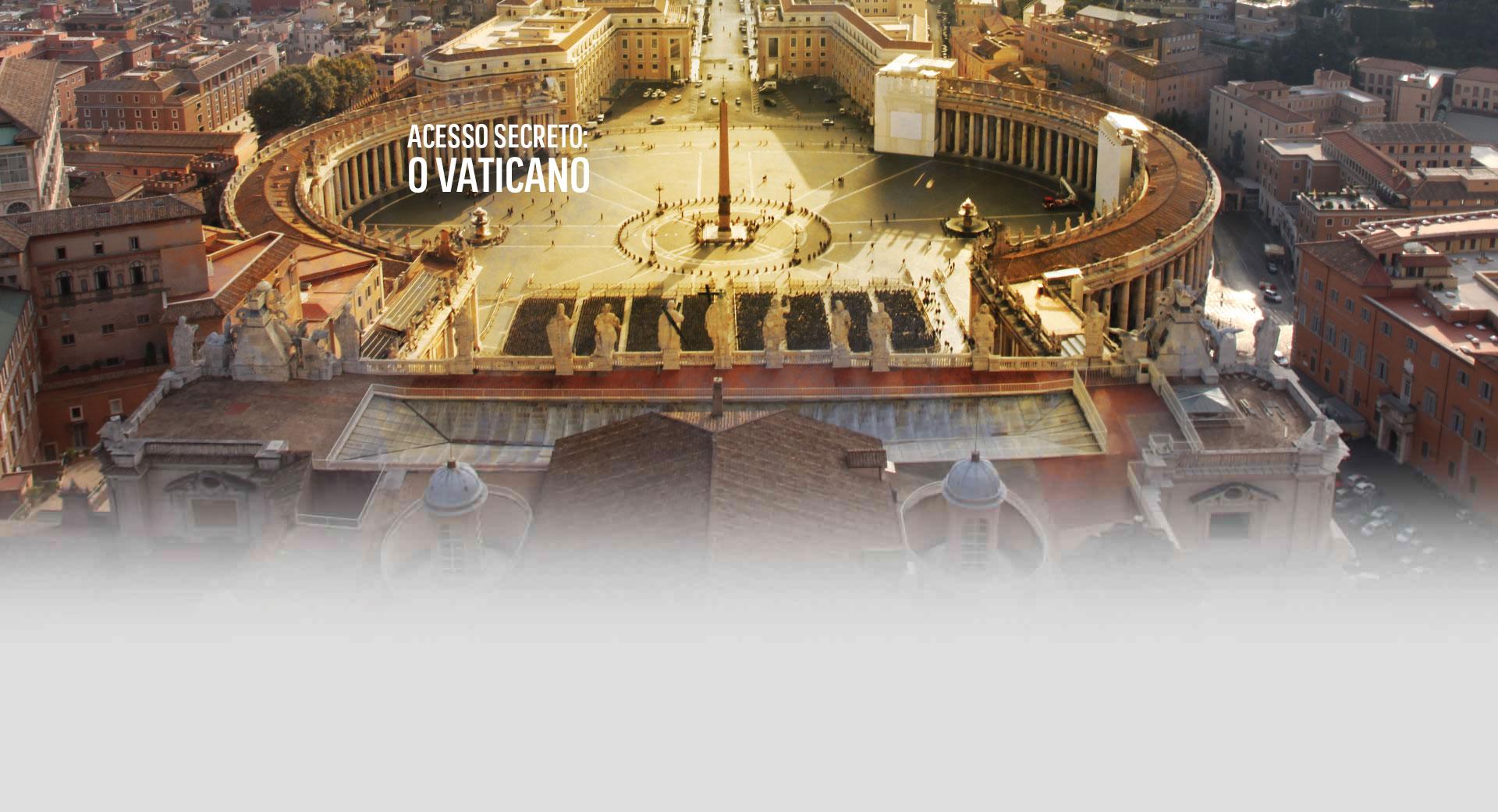 acesso secreto o vaticano