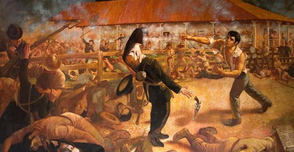Se libró Batalla de San Jacinto | History Channel