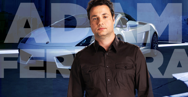adam ferrara broken arm