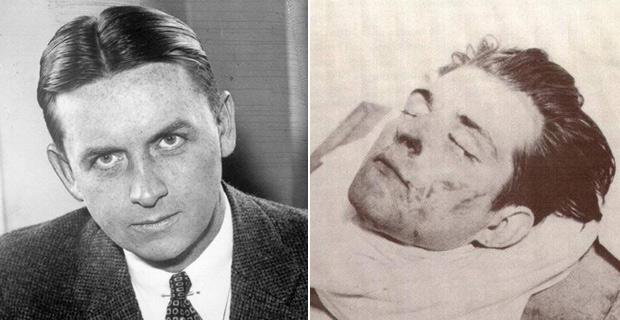 El asesino que destrozó al 'intocable' Eliot Ness   A&E