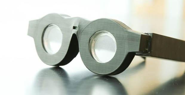 Oculos do futuro