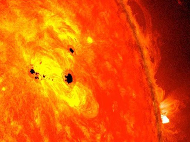 La ciencia se encuentra perpleja por la total desaparición de las manchas solares