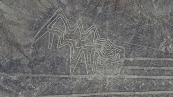 Estas são algumas das 50 novas figuras descobertas em Nazca - 2