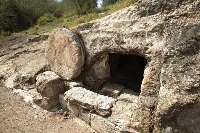 Estudio científico sugiere que Jesús fue enterrado junto a su esposa e hijo en Jerusalén