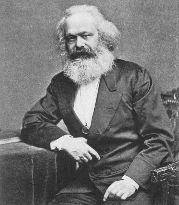a brief history of karl marx Karl marx (1818–1883) was  so marx discovered the law of development of human history:  historical materialism central to marx's thought is his theory of.