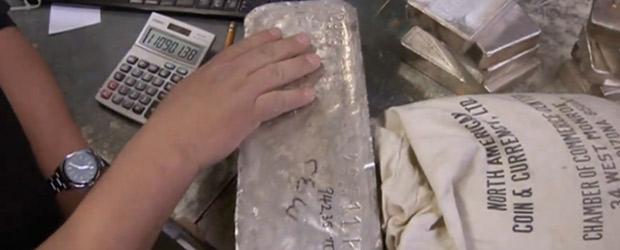 Lingotes de plata history channel - Cuberterias de plata precios ...