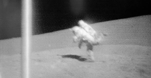 Queda na lua