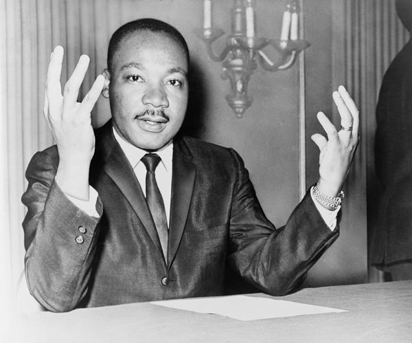 Martin Luther King Jr Pronuncia Su Famoso Discurso Yo Tengo Un