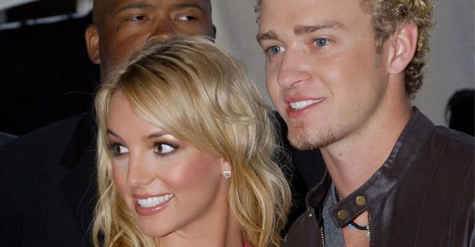 Britney e Justin
