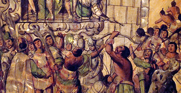 Muere Apedreado Moctezuma Ii History Channel