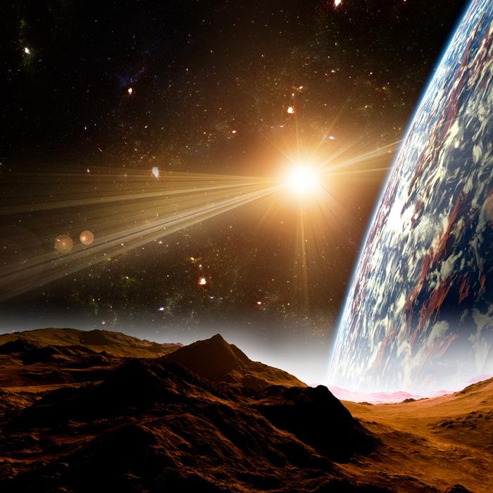 Resultado de imagen de ¿Cómo surgió la vida en la Tierra?