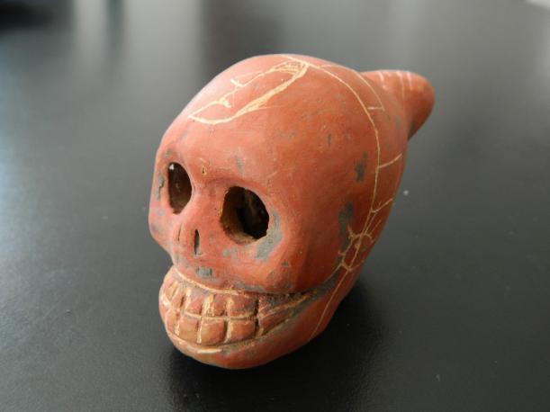 El Estremecedor Silbato Azteca De La Muerte History Channel