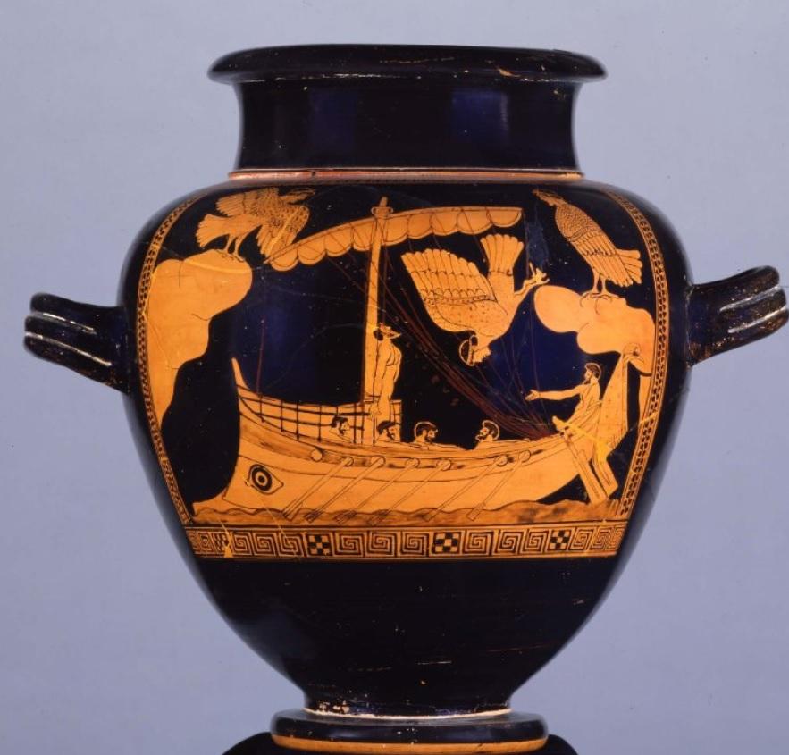 Navio naufragado mais antigo mundo é encontrado no Mar Negro - 1