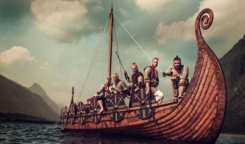 """Resultado de imagem para Arqueólogos podem ter descoberto a """"arma secreta"""" dos vikings"""